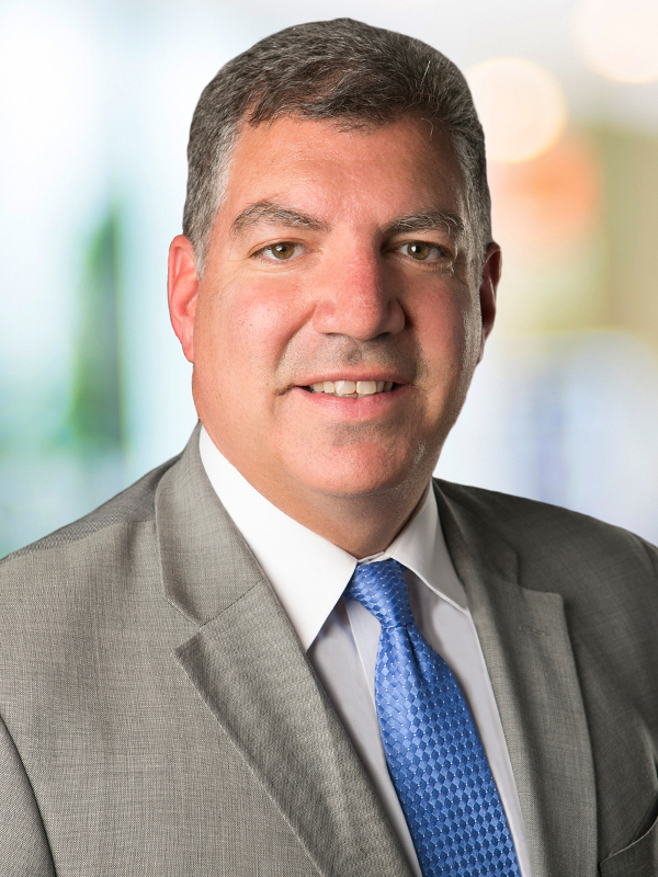 DTCC Chief Systemic Risk Officer Michael Leibrock